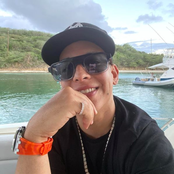 Daddy Yankee's Skin-Care Secret