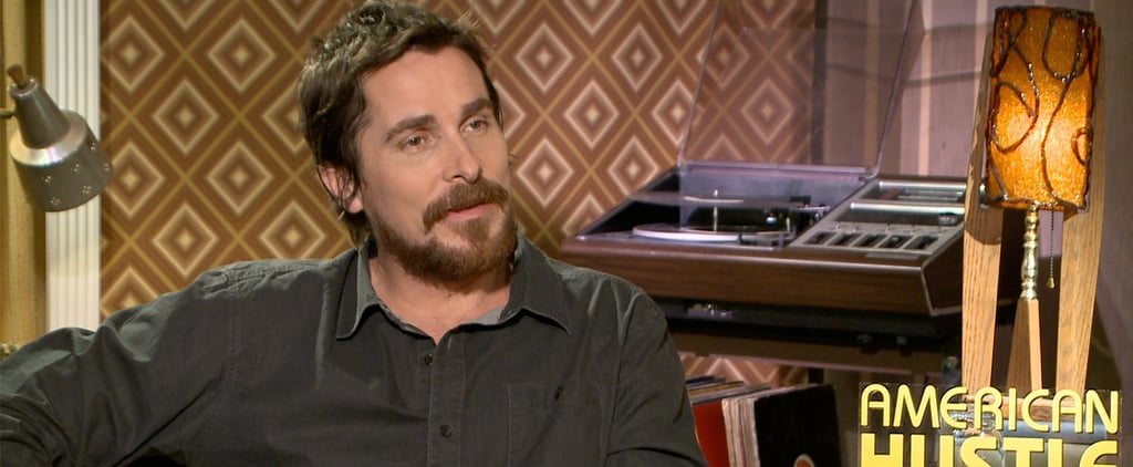 Christian Bale's American Hustle Character Is a Lovable Piece of Work