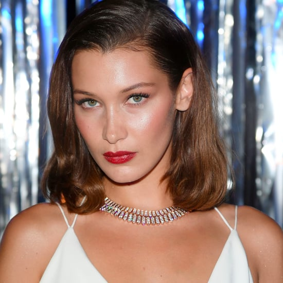 Bella Hadid's Rose Tattoo