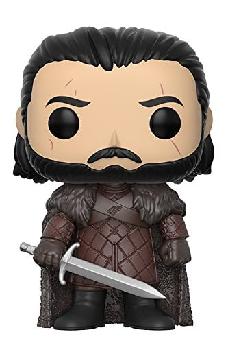 Jon Snow Funko Pop Doll