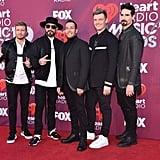 Backstreet Boys at the iHeartRadio Music Awards 2019