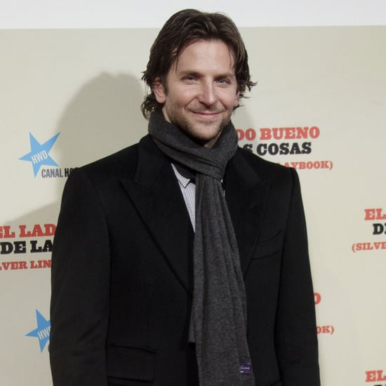 Bradley Cooper at Silver Linings Madrid Premiere | Pictures