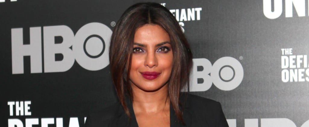 Priyanka Chopra Makes the Case For Not Brushing Out Your Beach Hair