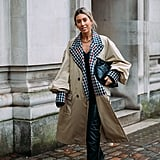 London Fashion Week Spring 2020 Trend: The Classic Trench Coat