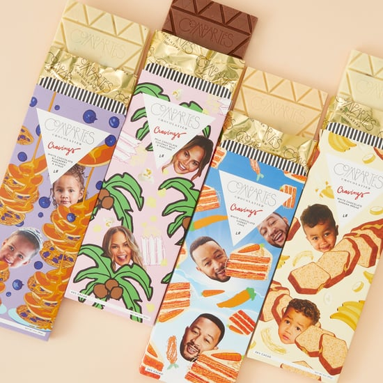 Shop Chrissy Teigen x Compartés's Luxury Chocolate Bars