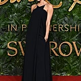 Victoria Beckham at the British Fashion Awards December 2018