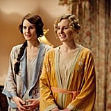 Lady Mary and Lady Rose From Downton Abbey