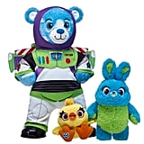 Disney and Pixar Toy Story 4 Bear Buzz Lightyear, Ducky and Bunny Gift Set