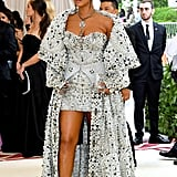 Rihanna Margiela Met Gala Dress 2018