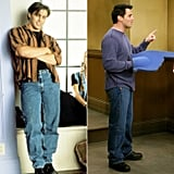 Joey's Jeans on Friends