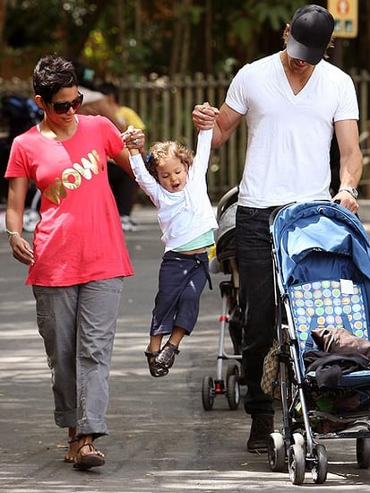 Halle Berry and Gabriel Aubry:The way they were