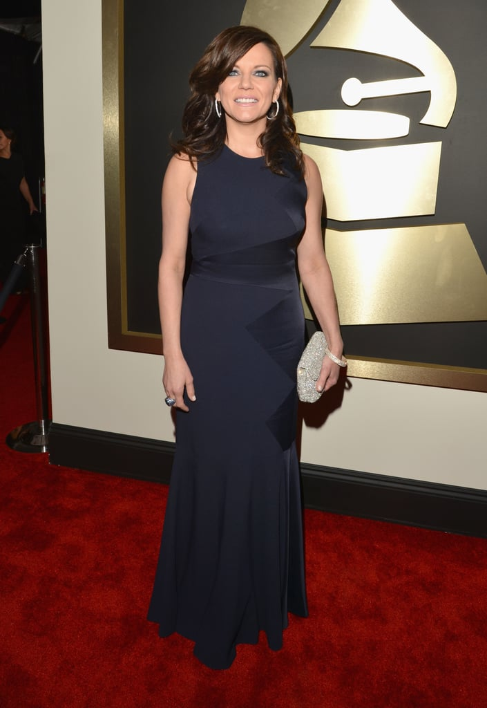 Martina McBride at the Grammys 2014