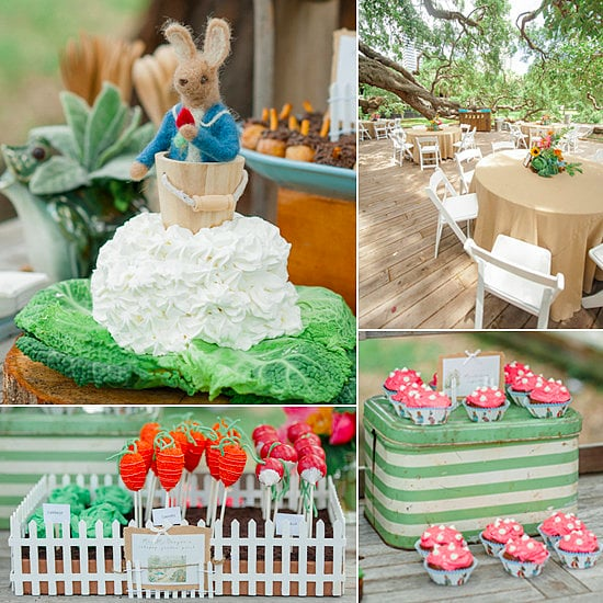 A Peter Rabbit Garden Party | Best Kids\' Birthday Party Ideas ...