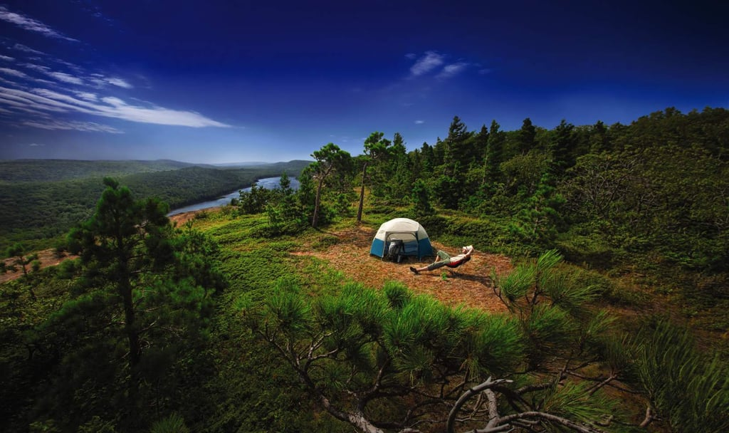 It's a Playground For Outdoor Enthusiasts