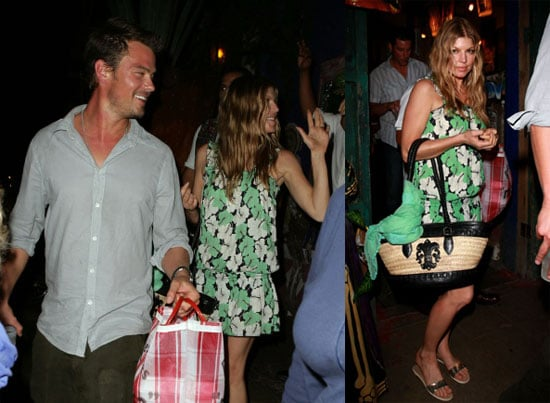 Fergie and Josh Party On in Cabo