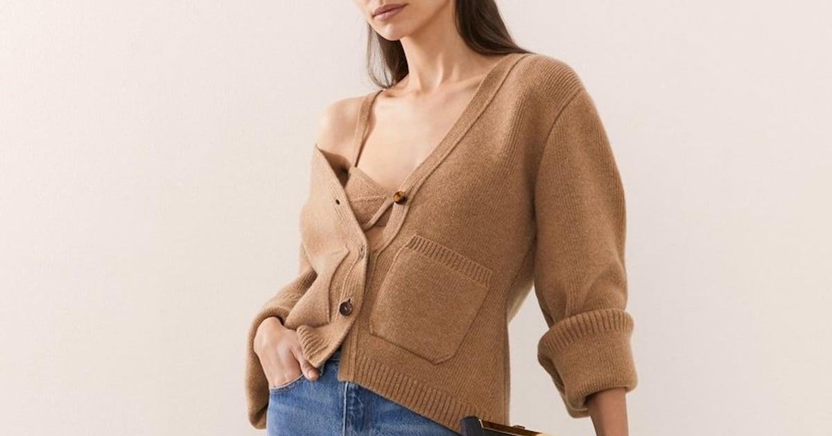 The Finest Sweater Units | POPSUGAR Vogue