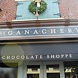 In 2015, The Ganachery at Disney Springs opened.