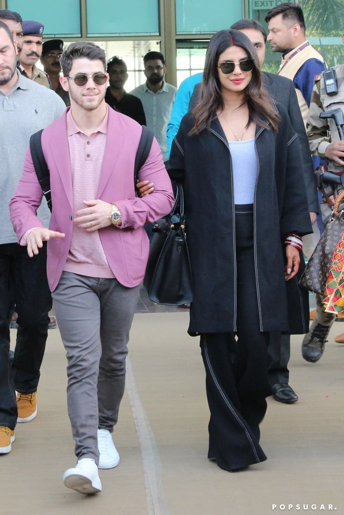 Nick Jonas And Priyanka Chopra S Heights Popsugar Celebrity