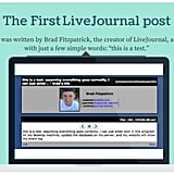 How could anyone ever forget LiveJournal, where all your feelings were kept?