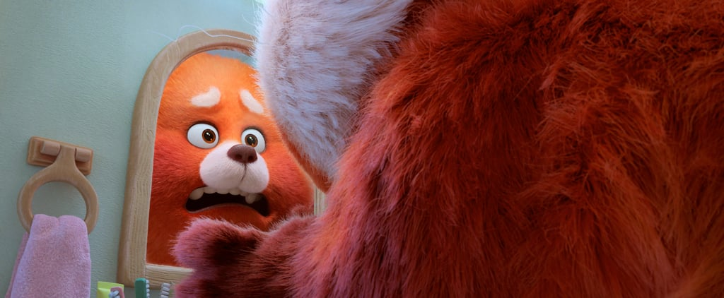 Disney Pixar's Turning Red First Trailer and Photos