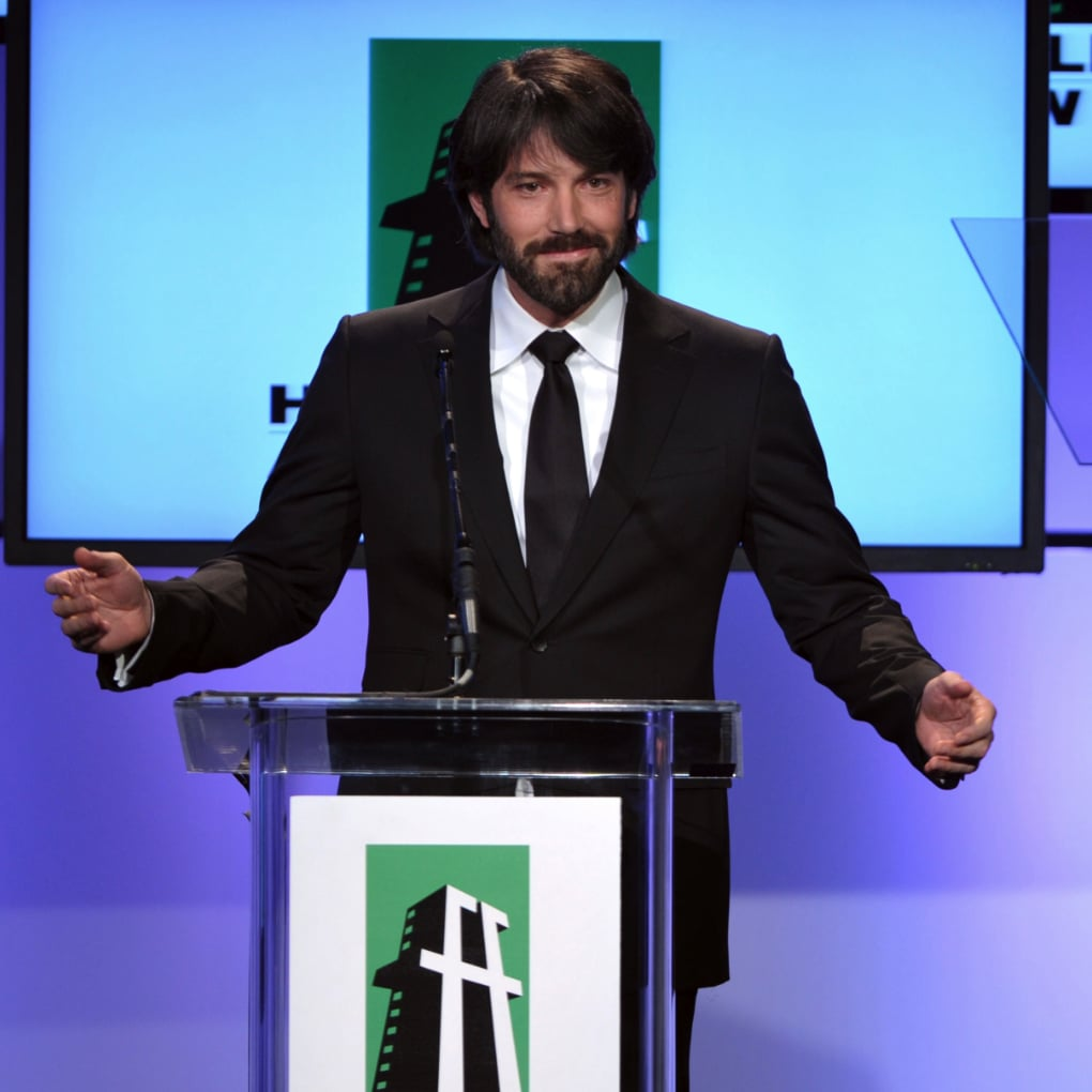 Affleck, Williams, Hathaway Pictures at 2011 Hollywood Film Awards