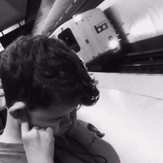Stranger on BART Gives Full Ride Card to Blind Boy