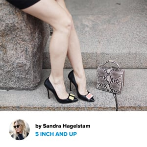 Sandra from 5 Inch And Up Summer Shoes Trends Style
