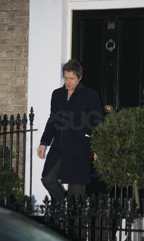 Hugh Grant Steps Up to Comfort His Soon-to-Be Single Ex Liz Hurley!