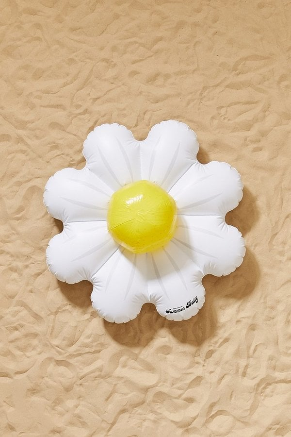 Daisy Pool Float And Ball Set