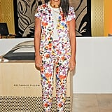 Hannah Bronfman at the Barneys Lichtenstein Collection Launch in New York. Source: Neil Rasmus/BFAnyc.com