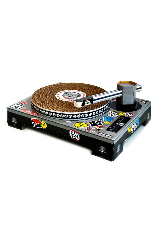 Suck UK DJ Deck Cat Scratching Pad
