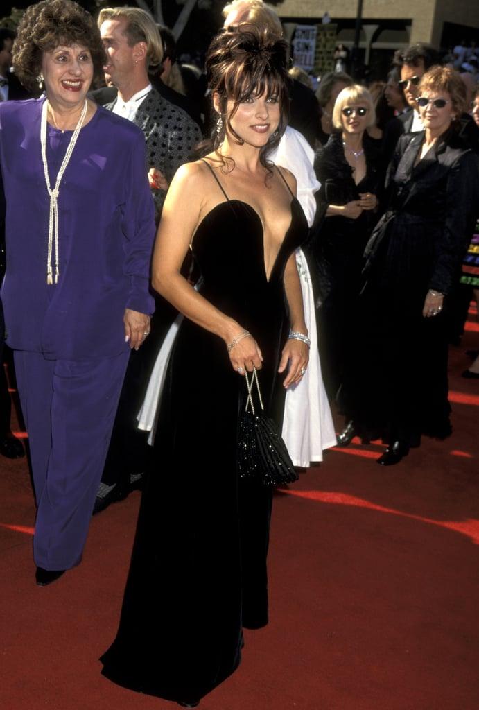 b8fa194d54e2e Julia Louis-Dreyfus in 1995   Best Emmys Dresses Ever   POPSUGAR ...