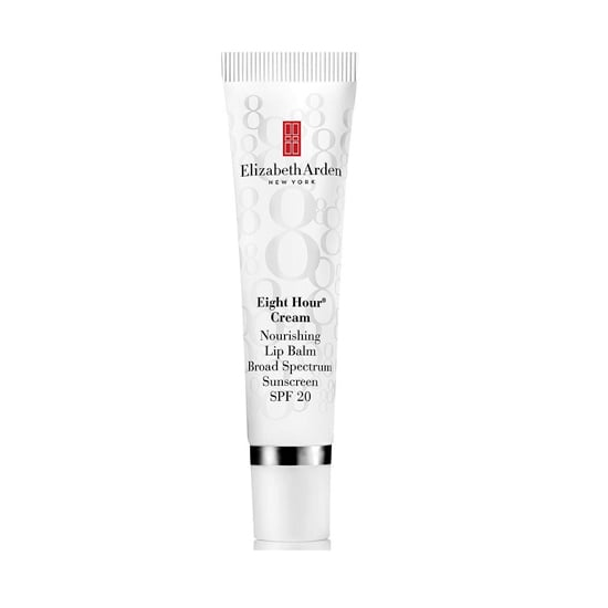 SPF is one beauty essential most people gloss over. But it's a year-round must have, especially for lips. The Elizabeth Arden Eight Hour Nourishing Lip Balm SPF 20 ($20) is a nonsticky and hydrating way to get your daily dose of protection.