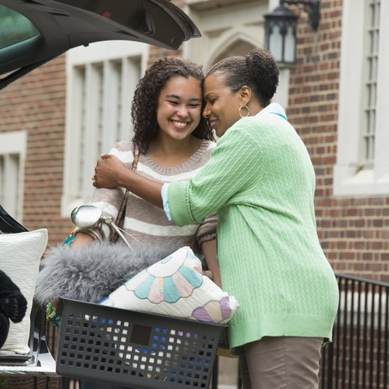 Why It's OK to Cry When You Leave For College