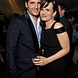 Peter Facinelli and Elizabeth Reaser showed off their close friendship at the Breaking Dawn afterparty.
