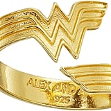 Alex and Ani Wonder Woman Ring Wrap Ring