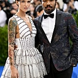 Ruby Rose and Donald Glover — 2017