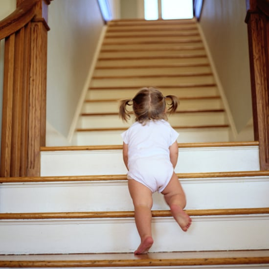 Babyproofing Your Staircase Popsugar Moms