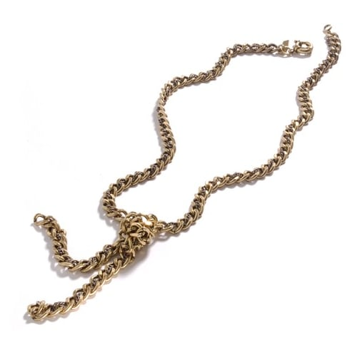 Madewell Knotted Lariat Chain Necklace ($25, originally $48)