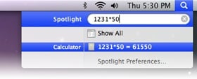 Geek Tip: Maximize Your Mac With Spotlight
