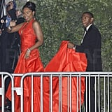 9. Jennifer Hudson's Personal Train Holder