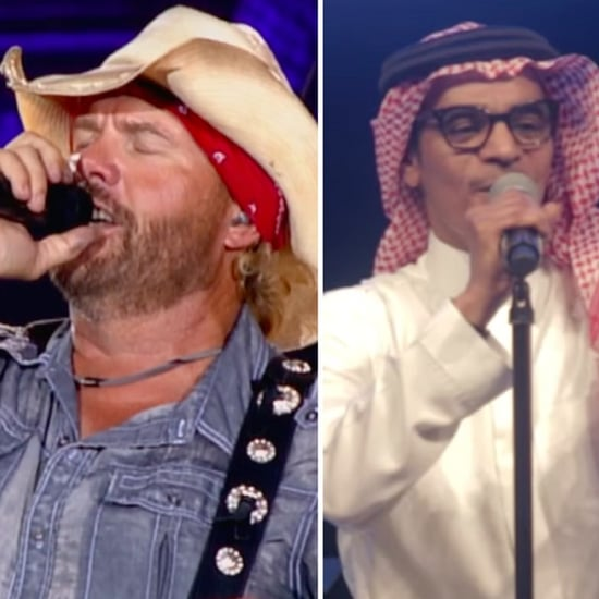 Toby Keith Performs in Riyadh