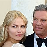 Natasha Poly Weds Businessman Peter Bakker