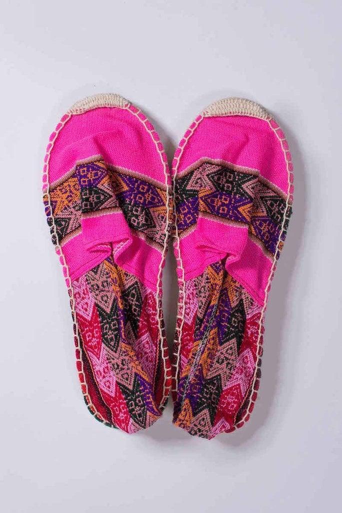 Inca Print Shoes Popsugar Latina