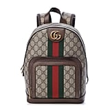 Gucci GG Supreme Monogram Small Ophidia Backpack