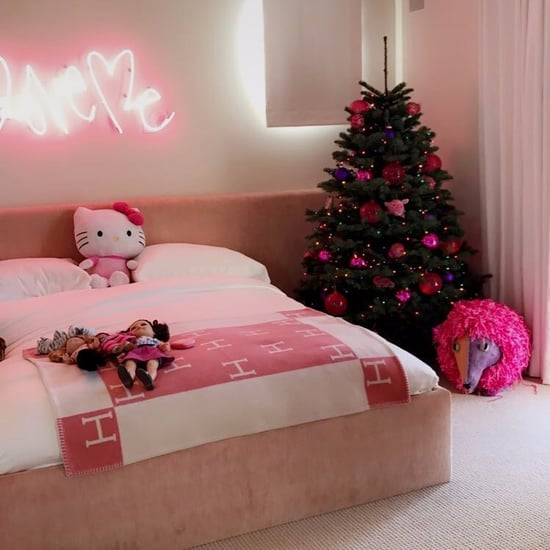 Inside Penelope Disick's Christmas Bedroom