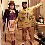 Willy Wonka and the Golden Ticket