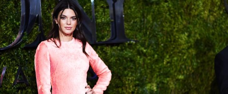Kendall Jenner's Calvin Klein Dress at the Tony Awards 2015