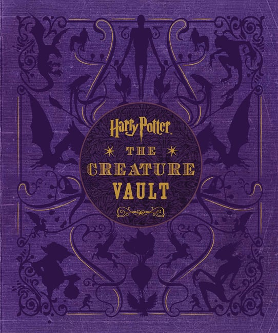 Harry Potter: The Creature Vault Book Pictures
