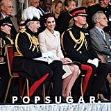 Kate Middleton at Beating Retreat Ceremony June 2019